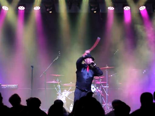 Mike Hines Prince Tribute – April 2017